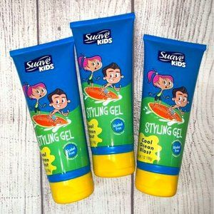 Suave Kids. styling gel.  Brand new/ package of 3.
